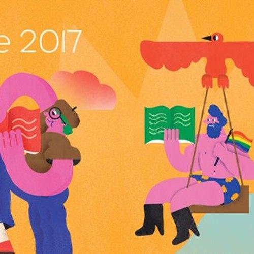 Belfast Book Festival  7 - 17 JUNE