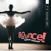Bounce! Arts Festival - 27 SEPTEMBER - 1 OCTOBER 2017
