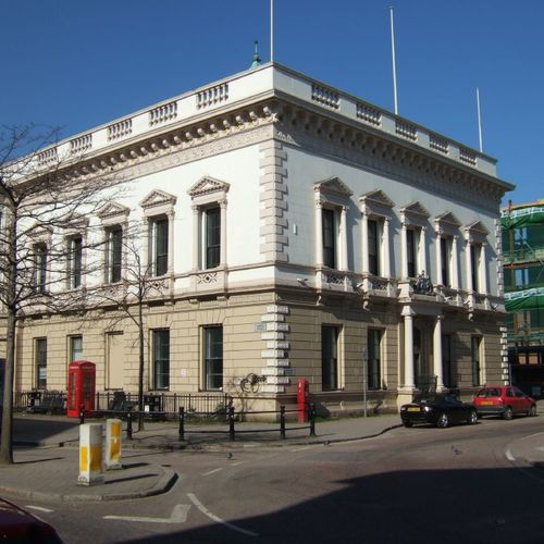 The Assembly Rooms at the Four Corners