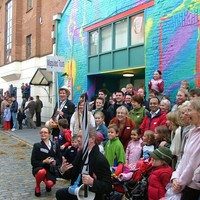 Belfast circus school 264