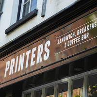 Printers Cafe