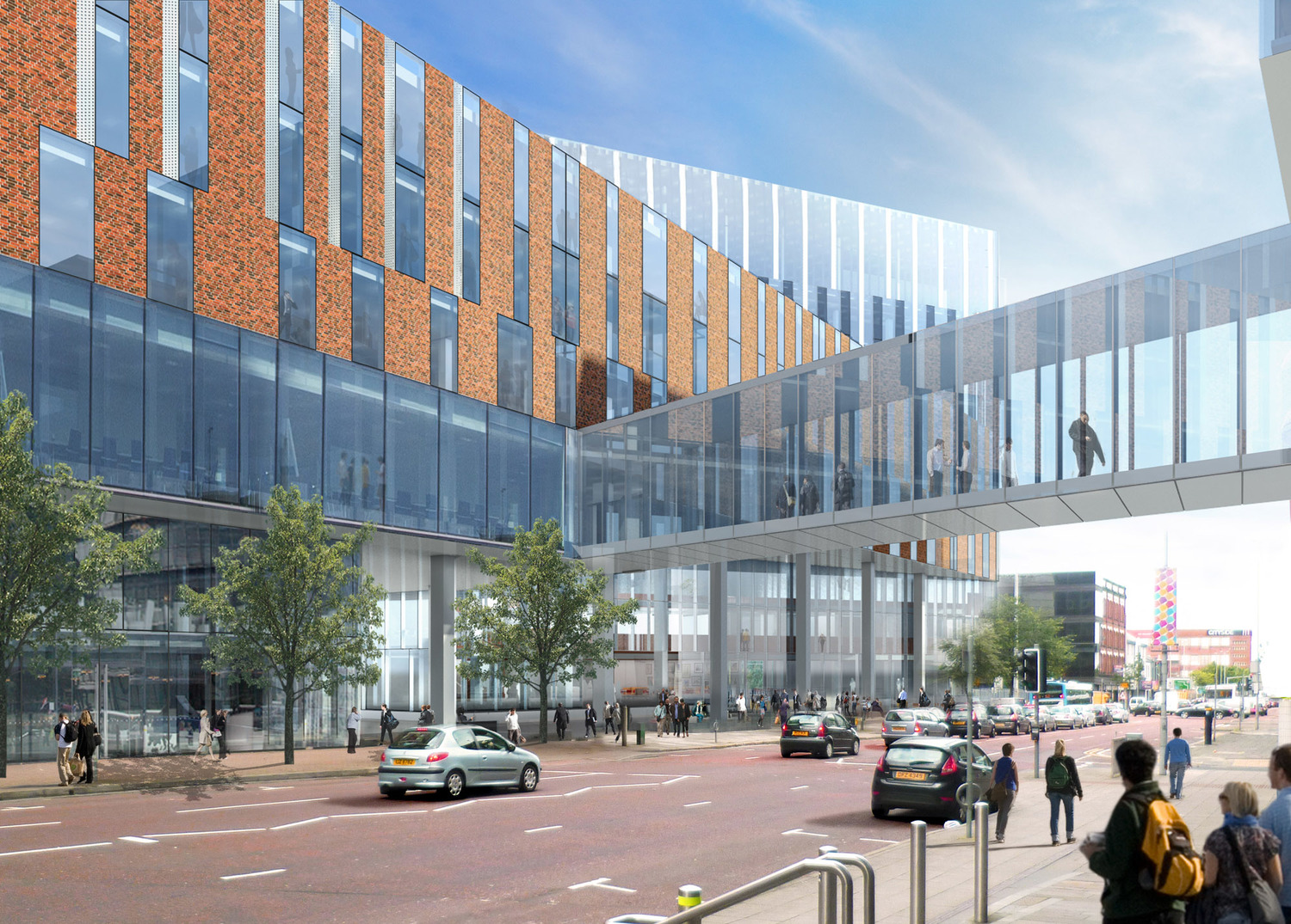 Ulster university campus development 1